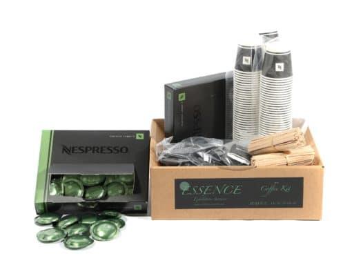 Kit doses Nespresso